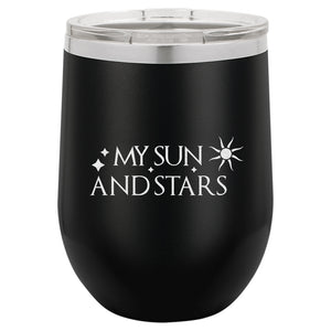 Moon of My Life & My Sun and Stars Tumbler Set