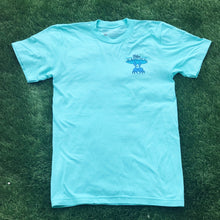 Light Aqua Short Sleeve Shirt