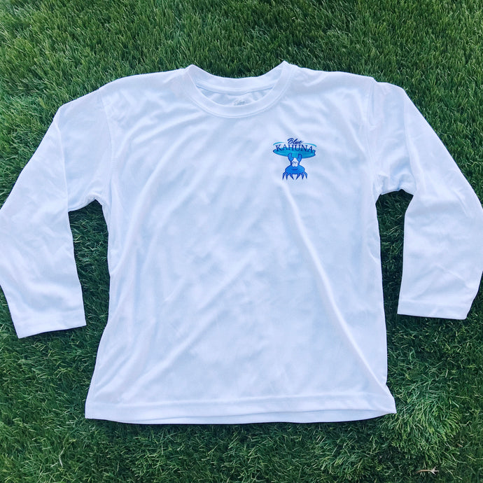 White Youth Sun Shirt