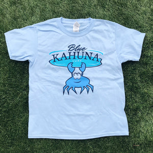 Light Blue Youth Shirt