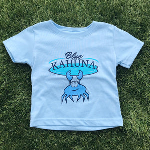 Light Blue Infant Shirt