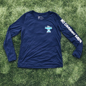 Navy Women's Dri-Fit