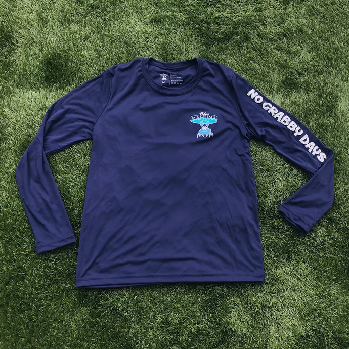 Navy Men's Dri-Fit
