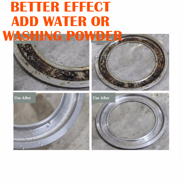 Better Effect Add Water or Washing Powder