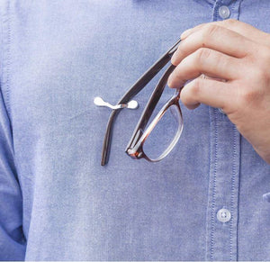 Glasses Safety Holder Clip
