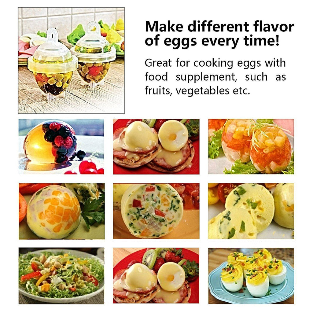 Eggs Cooker Set - Easy and Fast