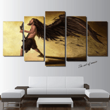 Love Guitar Art Canvas  [Limited Edition]