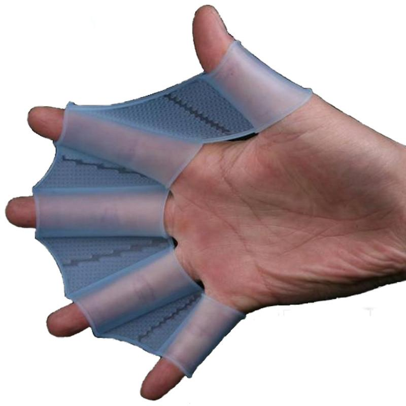 Fast Swimming Finger Fins