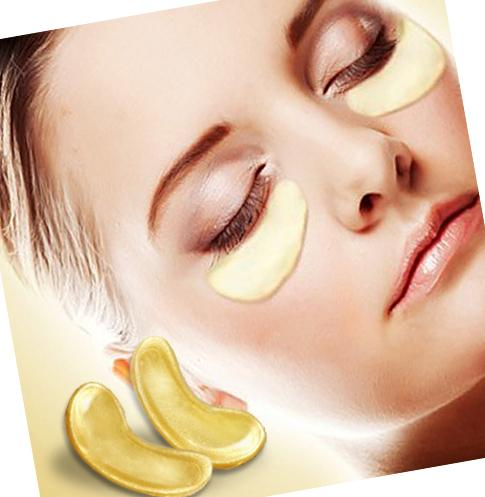 Crystal Collagen Eye Mask Gold (10 Packs)