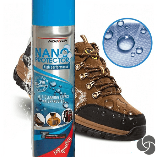nanoshoes hydrophobic spray protector waterproofing spray new 2018 1