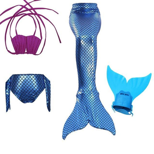 Mermaid Tail for Swimming 2018