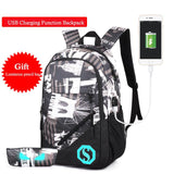 Luminous Students Backpack