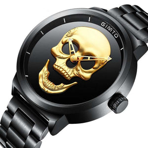 Skull Watches Men