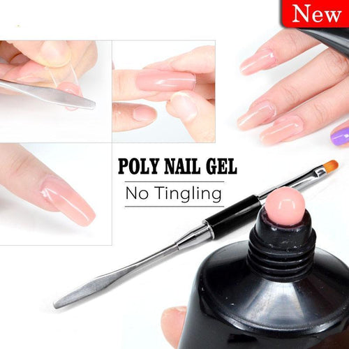 New Nail Builder Poly Gel