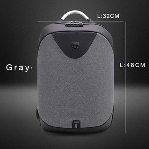 AH Backpack Travel USB Charge