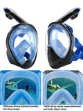 Snorkeling Full Mask 180º View (New 2019)