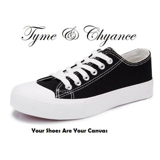 Tyme & Chyance Canvas Shoes