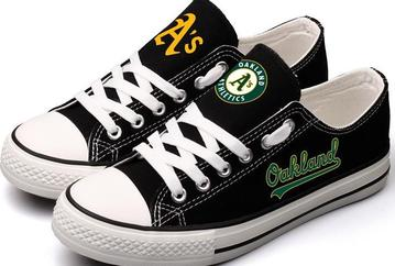 A's Fan Shoes!
