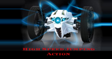 RC Jumping/Bounce Remote Car