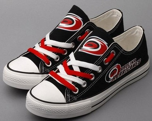 Carolina Hurricanes Fan Shoes