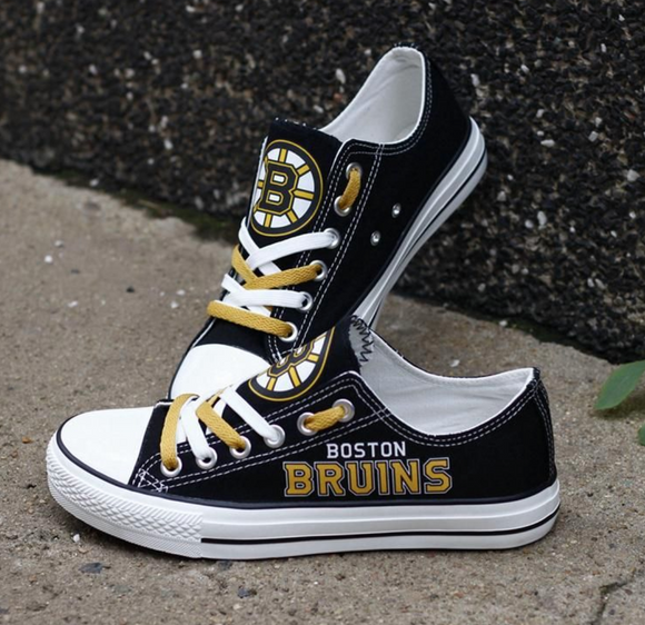 Boston Bruins Fan Shoes
