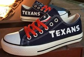 Houston Texans Fan Shoes