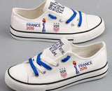 USA Women's 2019 World Cup Soccer Fan Shoes