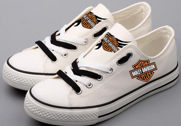 Harley Lady Hogs Fan Shoes (2 Styles To Choose From)