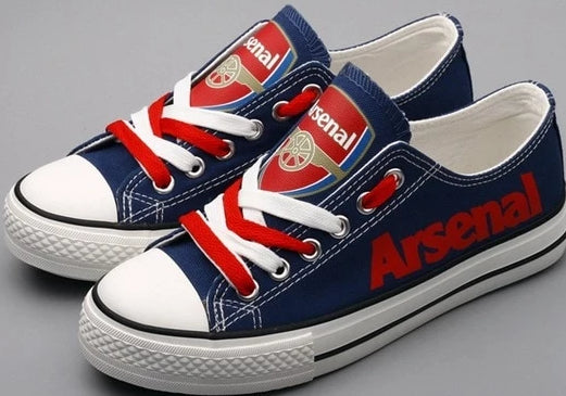 Arsenal Fan Shoes (2 Styles Available)