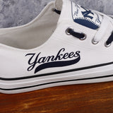 NY Yankees Fan Shoes (8 Styles To Choose From)