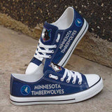Minnesota Timberwolves Fan Shoes (2 Styles To Choose From)