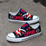 Los Angeles Clippers Fan Shoes (3 Styles To Choose From)