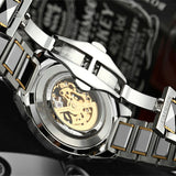 CADISEN His & Hers Luxury Mechanical Watches - 8 Styles To Choose From