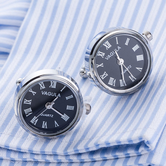 Real Watch Cufflinks