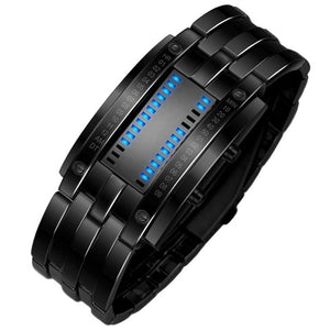 The Future Is Here! LED Luxury Sports Watch - 4 Styles To Choose From