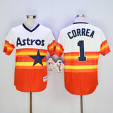 2017 Houston Astros Correa Jersey