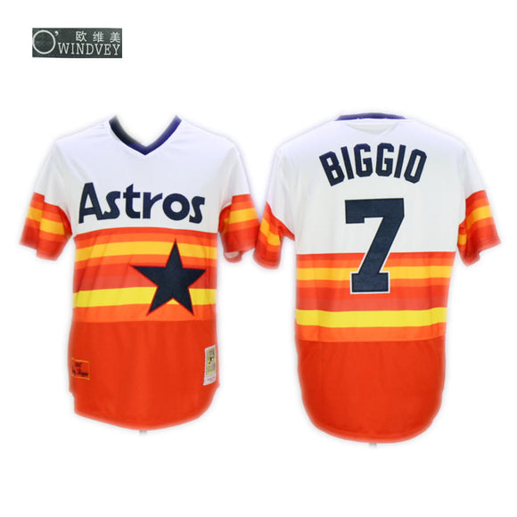2017 Houston Astros BIGGIO Jersey