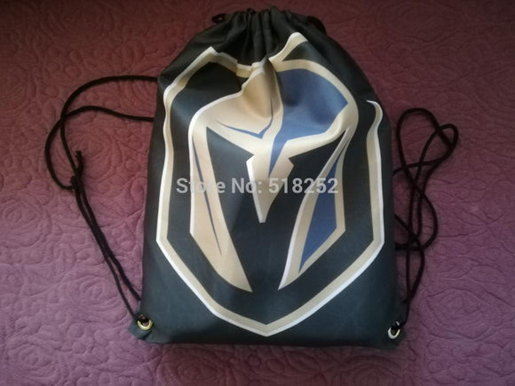 Las Vegas Golden Knights Drawstring Backpack