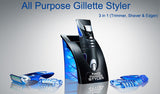 Gillette 3 In 1 Power Electric Beard Shaver For Men