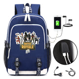 Fortnite College Student USB Backpack