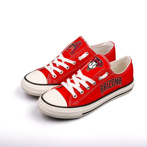 Arizona Diamondbacks Canvas Shoes
