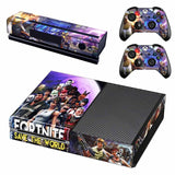 Xbox One Console and Controller Protective Skin