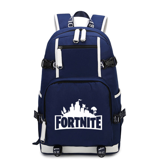 High School Fortnite Universal Backpacks For Teens
