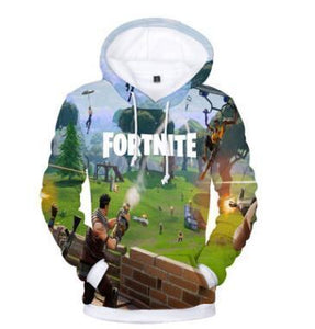 3D Fortnite Pullovers (5 Styles To Choose From)