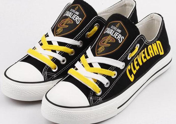 Cleveland Cavaliers Canvas Shoes