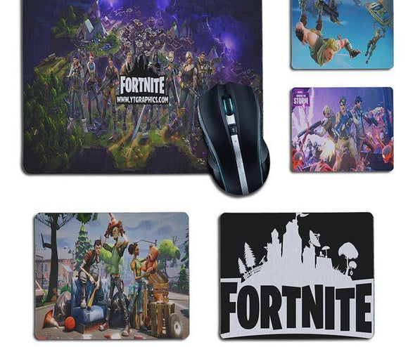 Fortnite Computer/Laptop Mousepad (10 Styles To Choose From)