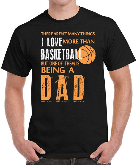 Basketball Dad T-Shirt (Love)