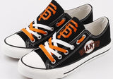 SF Giants Canvas Shoes