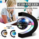 C Shape Magnetic Levitation Floating Globe