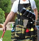 The Grill Sergeant Cookout Apron